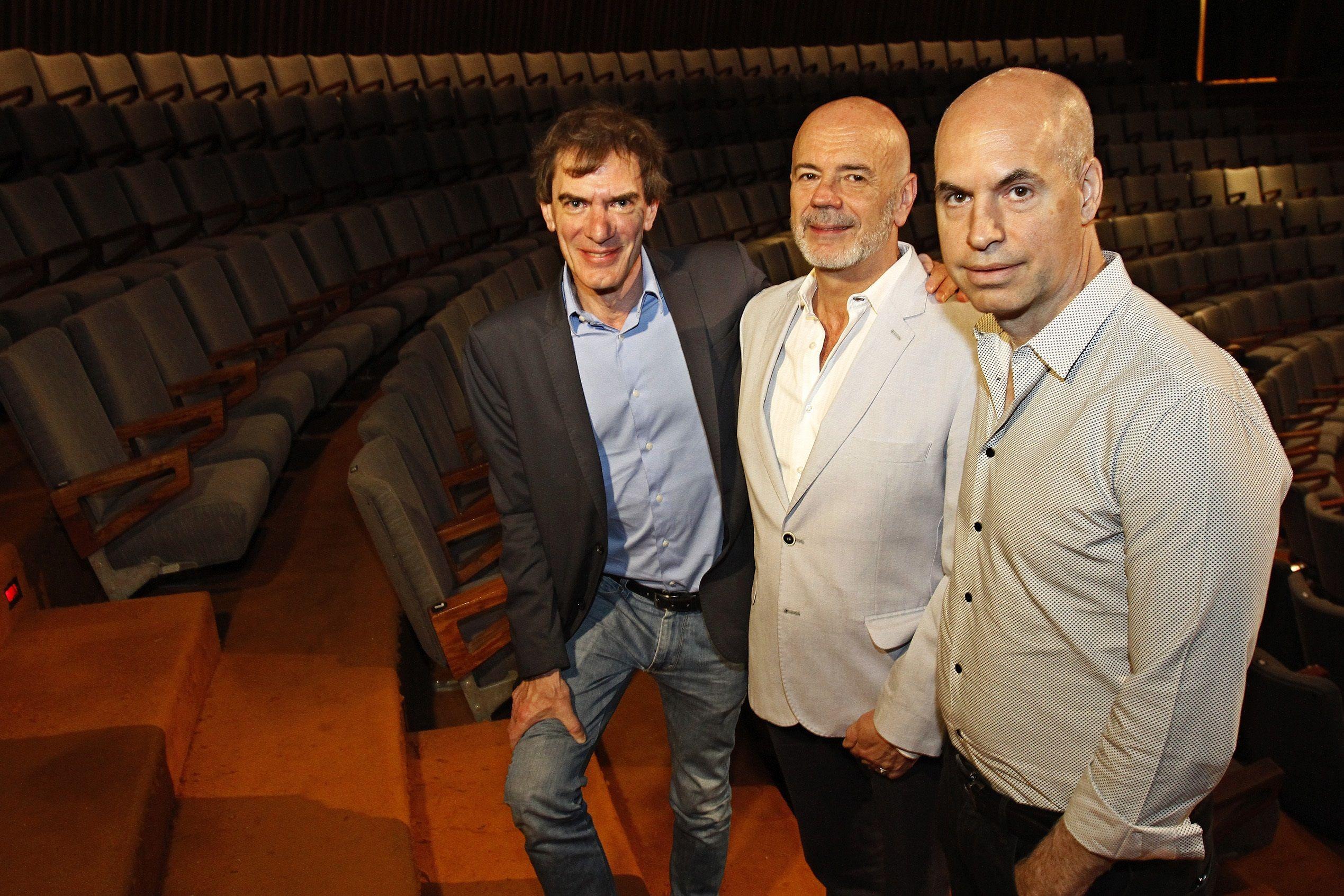El PRO eligió a Telerman como director del Complejo Teatral de Buenos Aires