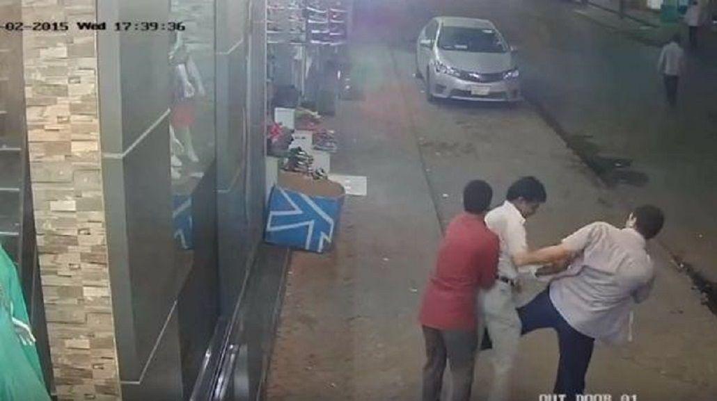 Alerta por nueva modalidad de robo en las calles