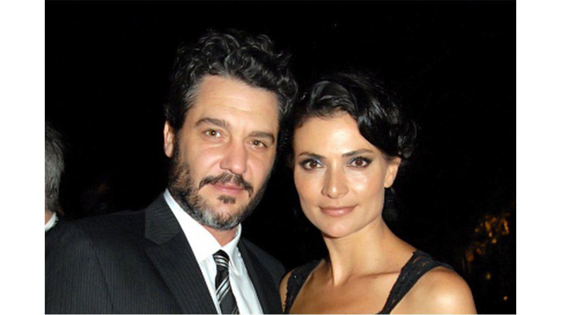 Maxi Ghione y Ana María Orozco, separados