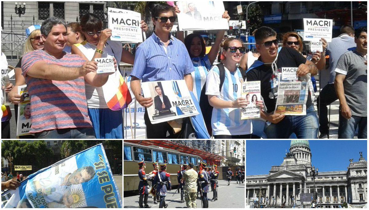 #MacriPresidente Seguí la cobertura
