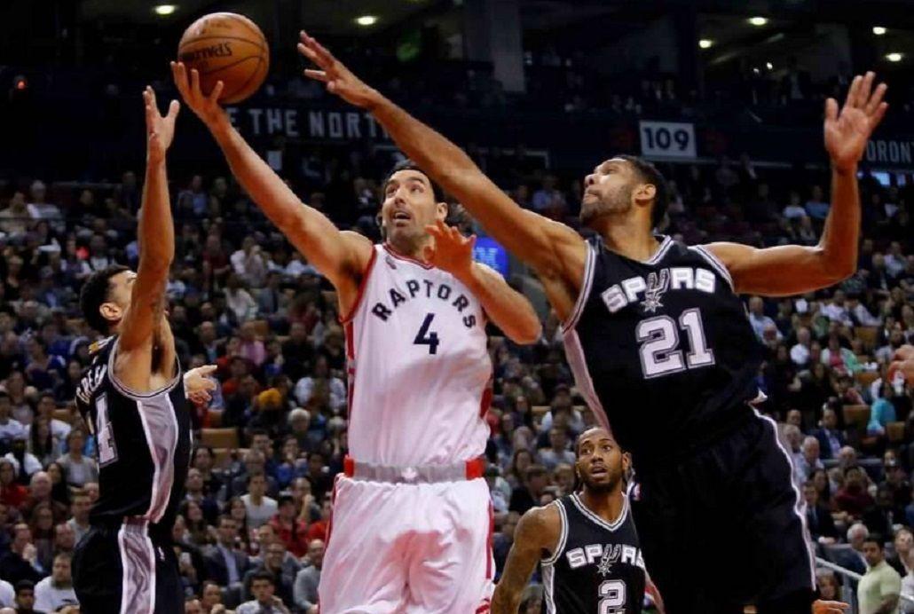Duelo argentino: los Spurs de Ginóbili no pudieron con los Raptors de Scola