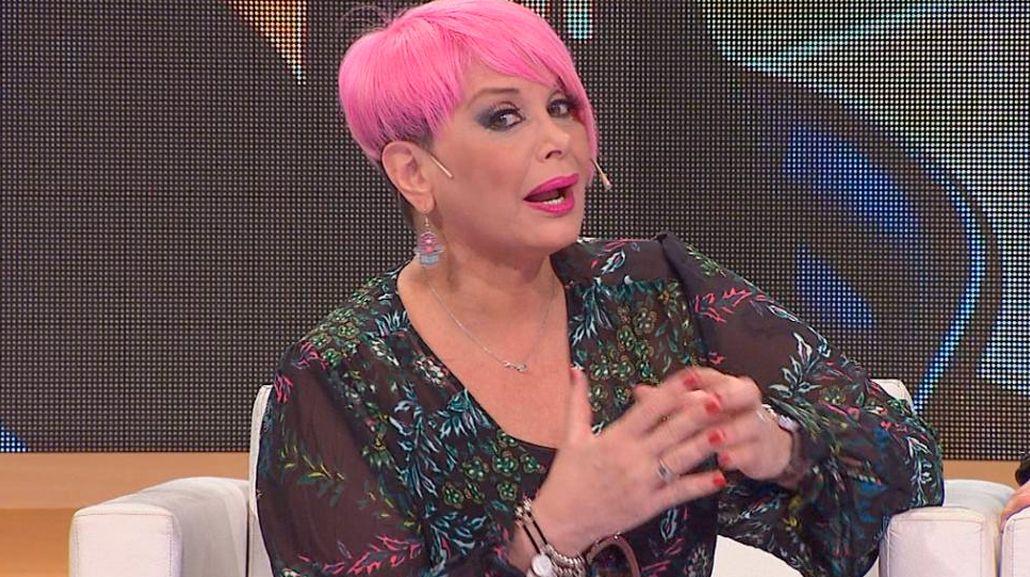 Mirá el nuevo look de Carmen Barbieri: adiós rosado, bienvenido rubio