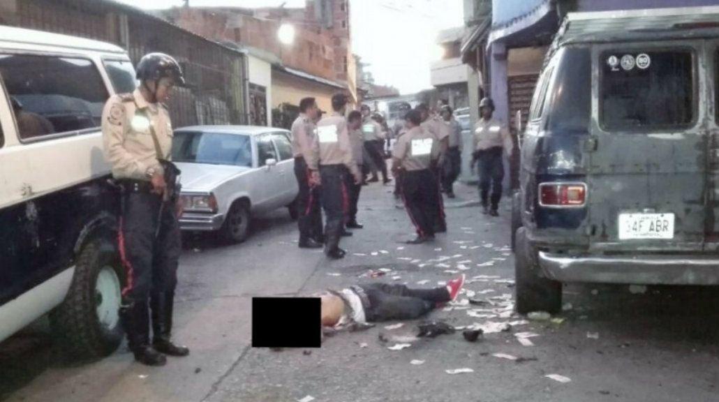 Un muerto por una granada durante las elecciones legislativas en Venezuela