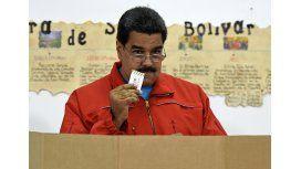 Votó Maduro en las elecciones legislativas