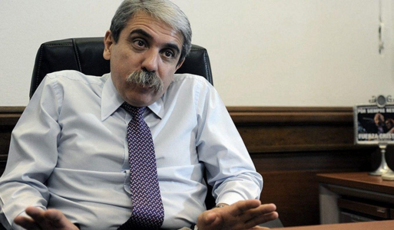 Aníbal Fernández no descarta ser candidato