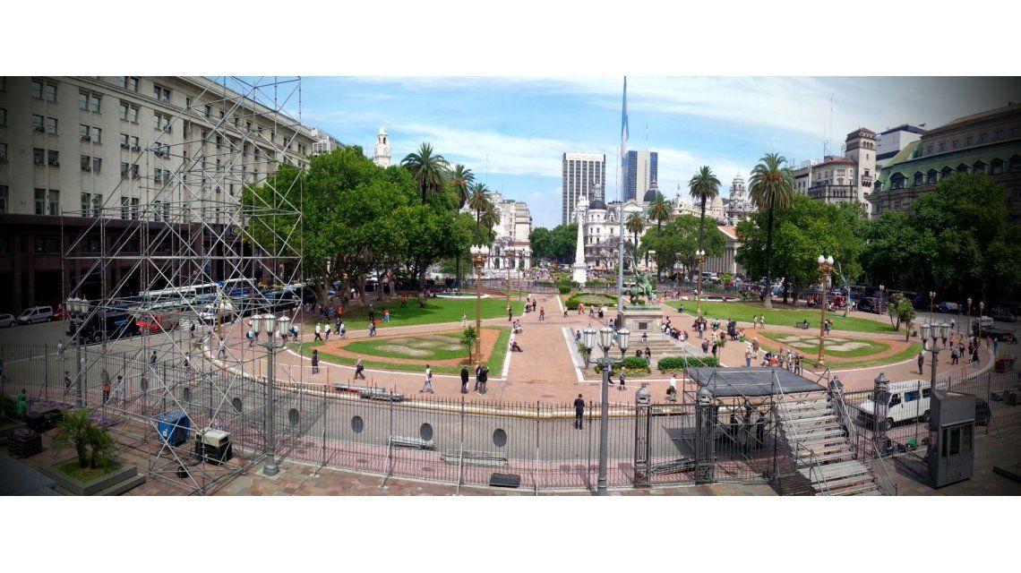 Último acto de Cristina: descubre un busto de Kirchner y ¿habla en Plaza de Mayo?