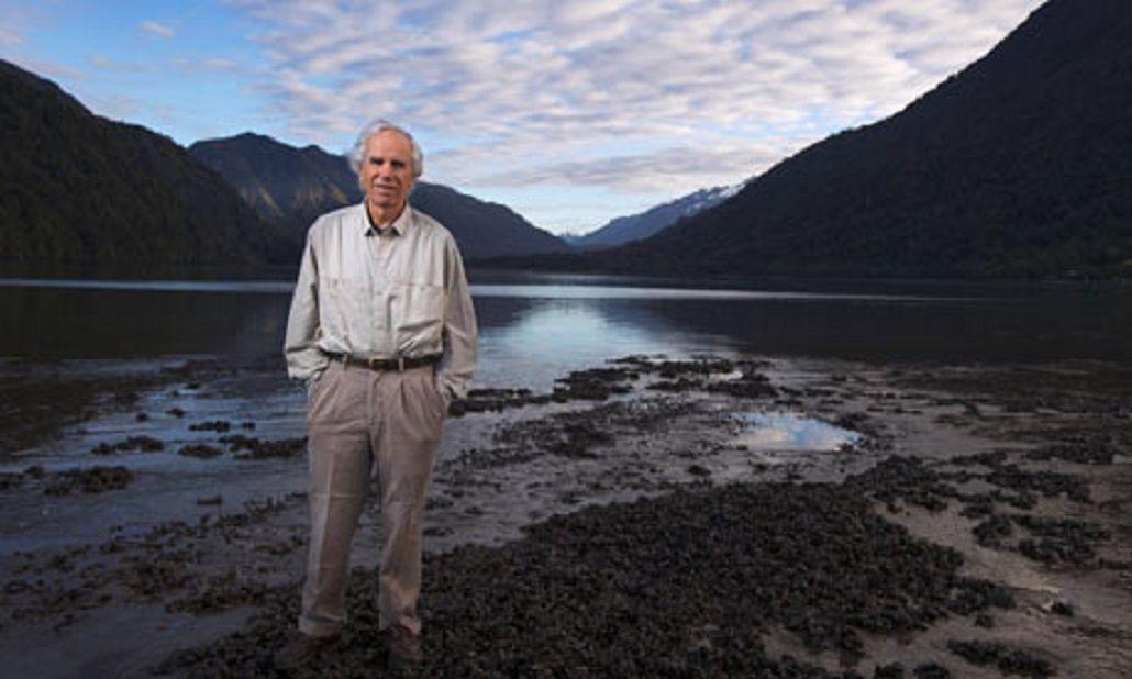 Magnate ecologista murió en un accidente de kayak en Chile