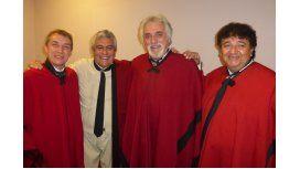 Noche de folclore en Trelew: Los Fronterizos se presentan en el Casino Club