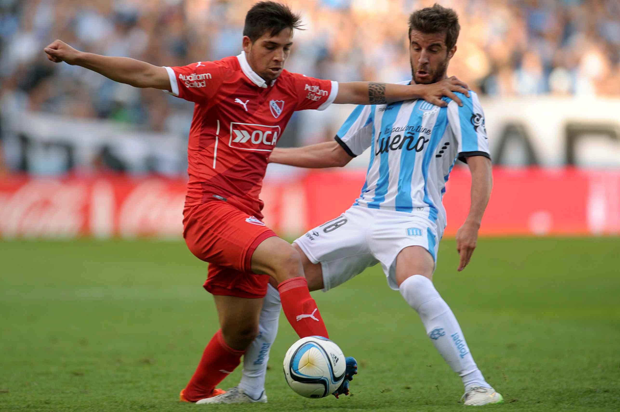 Racing perdió ante el Rojo pero sacó pasaje a la Libertadores 2016