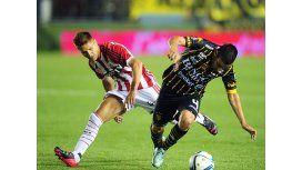 Estudiantes goleó a Olimpo y se clasificó a la Copa Sudamericana