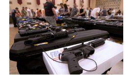El Black Friday aumentó la venta de armas