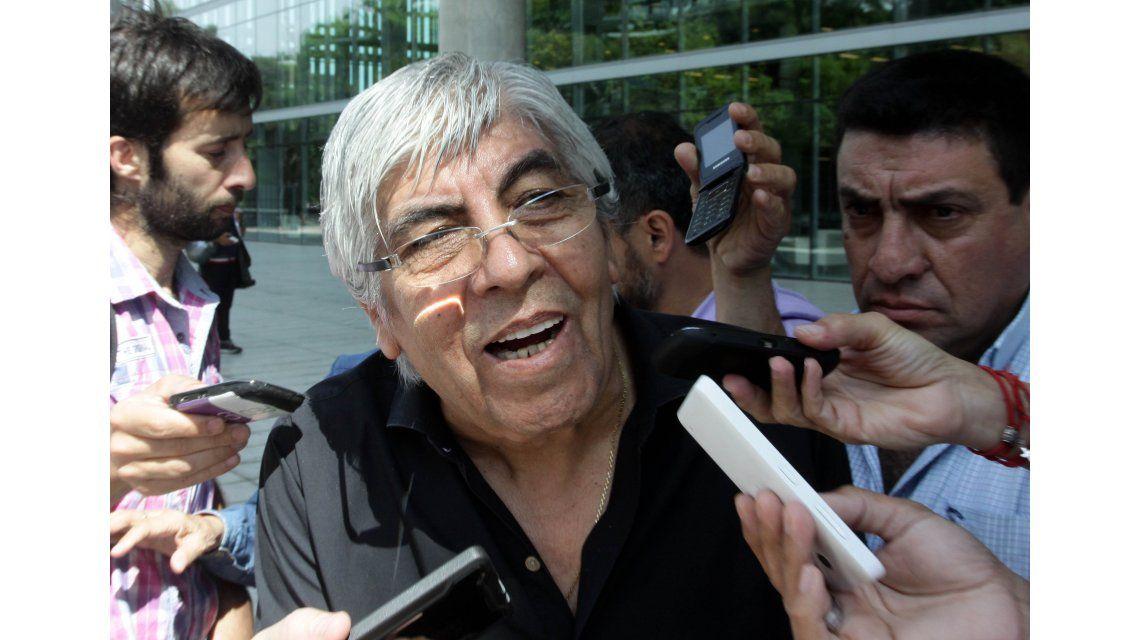 Moyano propone reponer la doble indemnización para frenar los despidos