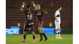 Pre Sudamericana: Lanús venció a Gimnasia con un gol polémico