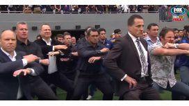 El Haka más emotivo del mundo: los All Blacks en el funeral de Lomu