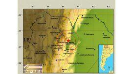 Dos fuertes temblores sacudieron a Jujuy y Salta