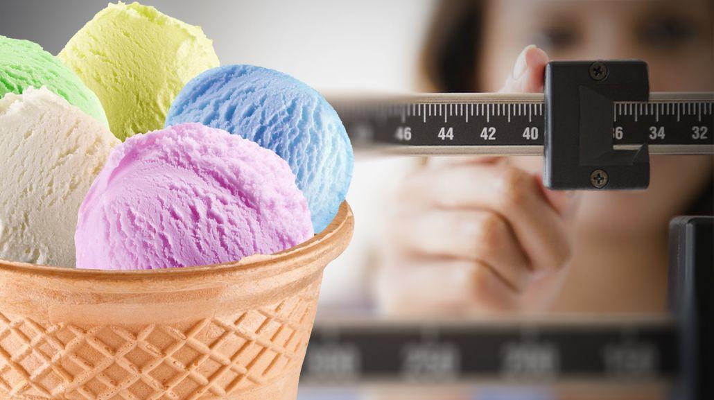 Gusto por gusto, ¿cuántas calorías tiene el helado?