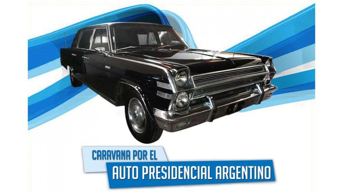 Convocan a una caravana para que Macri use un auto argentino en la ...