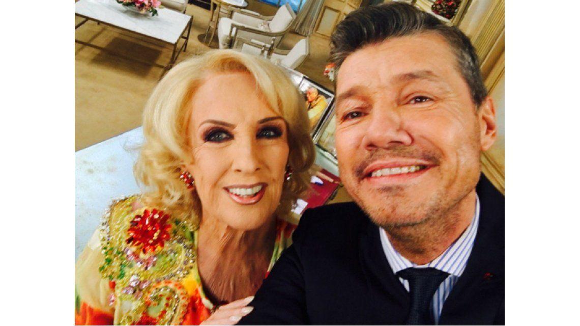 Catherine Fulop le hizo un duro reproche a Mirtha Legrand | Noticias Espectáculos