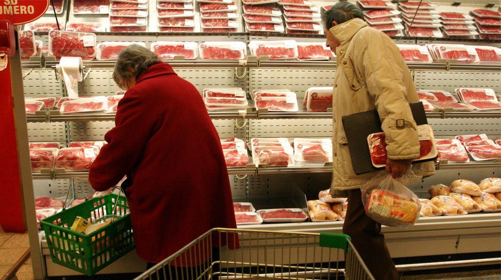 La canasta básica de alimentos subió casi 23% en el primer semestre