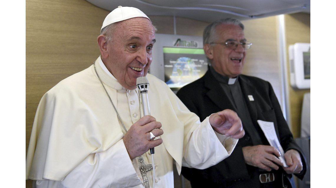El chiste del papa Francisco a un mexicano en el Vaticano