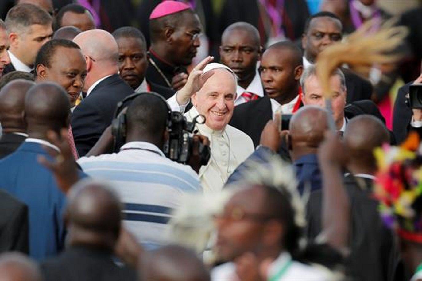 El Papa: El nombre de Dios no puede justificar el odio y la violencia