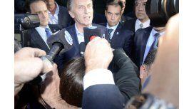 Cristina Kirchner se reunió con Mauricio Macri en la Quinta de Olivos