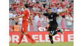 Mirá los goles para el triunfo de Racing ante Independiente