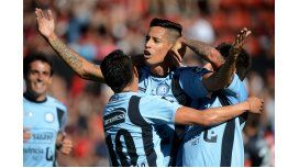Belgrano venció a Colón en Santa Fe y quedó al borde de entrar a la Sudamericana