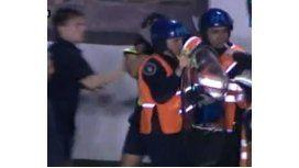 Escándalo en la B Metro: tras ser expulsado, un jugador agredió al árbitro