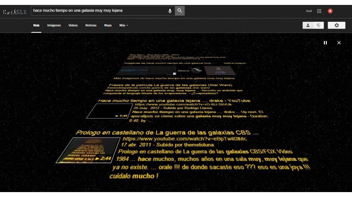 Sos Fanático De Star Wars Ingresá La Siguiente Frase Y Mirá