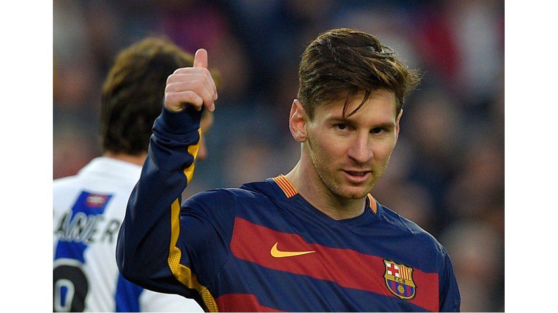 Luis Enrique despeja las dudas: Messi está perfecto