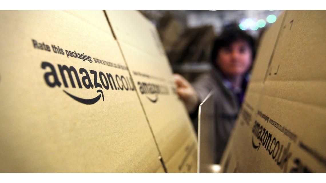 Hackean cuentas de Amazon y roban sus contraseñas