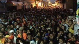 Asesinan a un dirigente opositor venezolano durante movilización