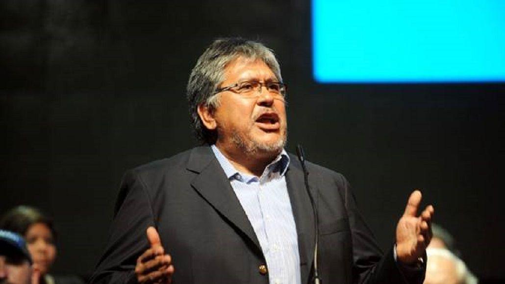Chino Navarro, por Radio 10: Queremos que el 10 de diciembre sea un día de paz