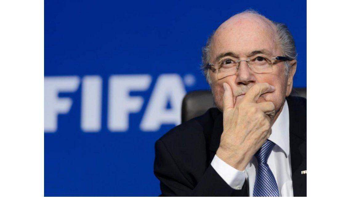 La Justicia suiza bloqueó 50 cuentas de dirigentes de la FIFA