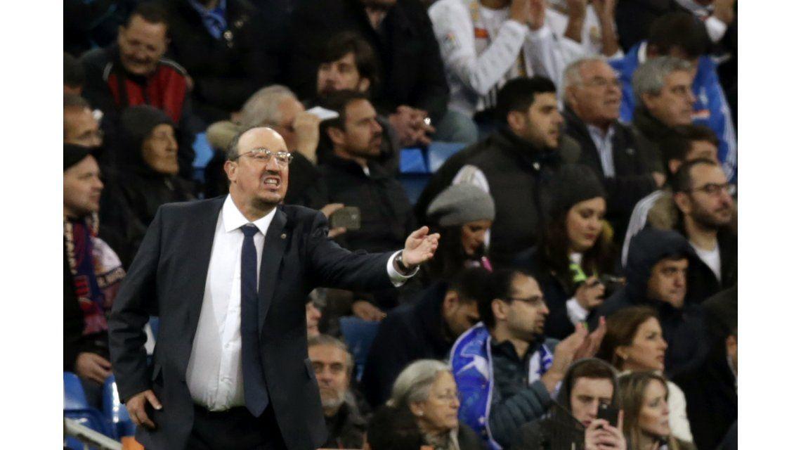 Real Madrid echa a Rafa Benítez y tendrá a Zidane en el banco