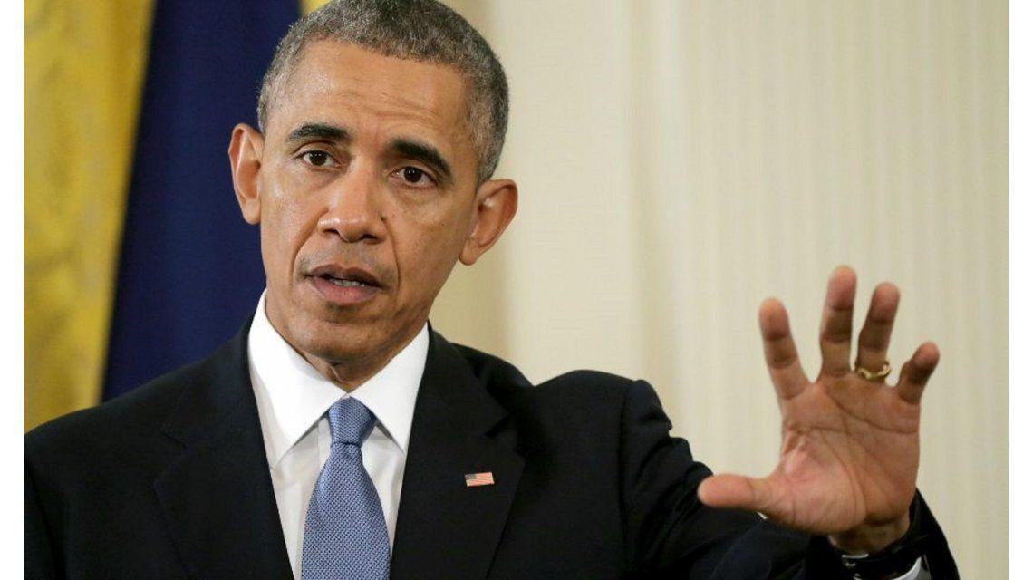 Obama renovó el pedido al Congreso para levantar el bloqueo a Cuba