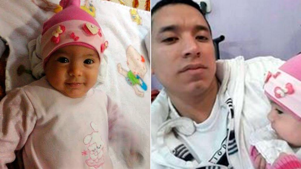 El padre de Mía sigue prófugo y creen que se escapó a Brasil