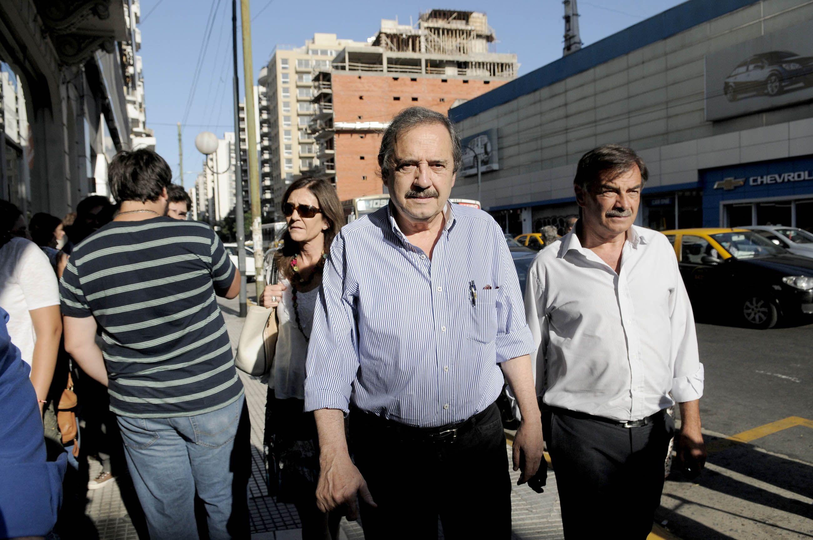 Ricardo Alfonsín, por Radio 10: Me gustaría que el partido se hiciera escuchar más