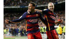 Revelan detalles del jugoso contrato de Neymar con el Barcelona