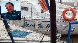 Encontraron muerto al tripulante del velero hallado frente a Aeroparque