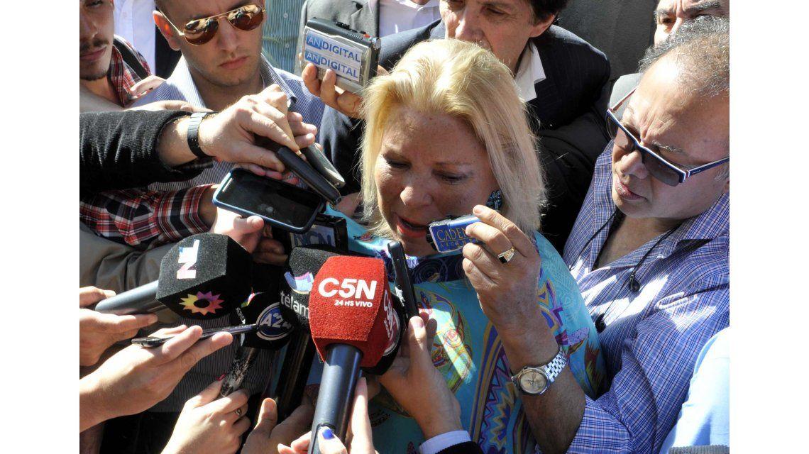 Elisa  Carrió consideró injusto el aumento de tarifas sin tocar Ganancias