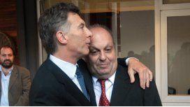 Mauricio Macri y Hernán Lombardi