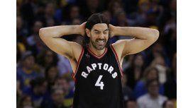 Scola jugó un partidazo, pero no pudo evitar la caída de Toronto Raptors