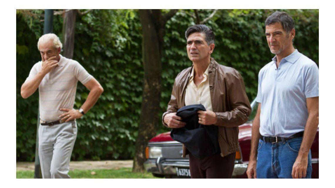 Pablo Cedrón interpretó a Guillermo Laborda en la ficción Historia de un Clan