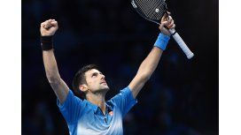 Djokovic venció a Nadal y se metió en la final del Master de Londres