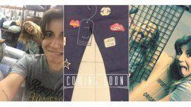 Gianinna Maradona y un nuevo emprendimiento: debuta como diseñadora