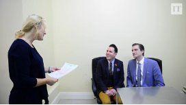 Se casó la primera pareja gay en Irlanda tras el sí al matrimonio igualitario