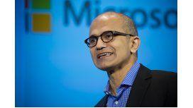 Microsoft busca rejuvenecerse con un nuevo CEO