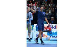 Roger Federer venció a Djokovic y clasificó a semis del Master de Londres